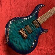 Music Man Sterling By Maj200-cerulean Paradise-48 New