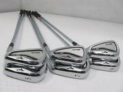 Deals Secondhand Mizuno Mp-54 Iron Japanese Specifications 5-9.p Kbs Tours