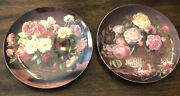 2 Formalities By Baum Bros. Fragrance Collection Rimosa And Circus Plate