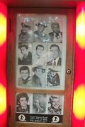 1940's Vintage Coin Op Arcade Post Card 2 Cent Vendor By Exhibit Supply 6' X 22