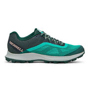 Merrell Mtl Skyfire Womens Trail Hiking Shoes Teal Green Pick Size