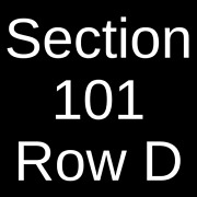 2 Tickets Rage Against The Machine And Run The Jewels 8/2/22 Washington Dc