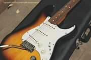 Fender American Vintage And03962 Stratocaster Used