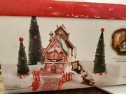 Dept. 56 Sweet Rock Candy Co. - North Pole Village - Set Of 9 - Limited Edition
