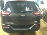 Rear Bumper With Trailer Hitch Without Park Assist Fits 14-16 Cherokee 10095006