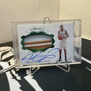 2018 Panini Flawless Kevin Durant Patch Autograph 5/5 Texas Longhorns Pa-kd Nets