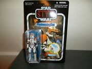 Star Wars Vintage Collection Clone Commander Cody Vc19 - Unpunched - C8 Moc 2010