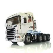 Rc 1/14 Lesu Metal 88 Axles Chassis Gripen Hercules Scania R730 Tractor Truck