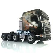 Rc 1/14 Lesu Metal 88 Chassis Gripen Hercules Highline Scaniar730 Tractor Truck
