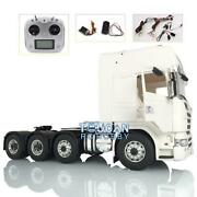 1/14 Lesu Metal 88 Scania Chassis Hercules R730 Cab Tractor Truck Sound Radio