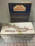 Sally Stanley Smock Pleater With A Every Kind Of Smocking Book