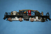 American Flyer 375 Tandp Texas And Pacific Gp-7 Diesel Locomotive Chassis/motor