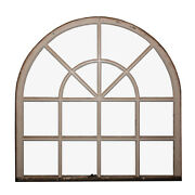 Salvaged Antique Arched Windows, Early 1900's,1 Available, Nw50