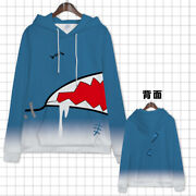 Anime Hololive Cosplay Hoodies Men Women Casual Autumn Winter Pullover Coats Hot