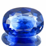 1.43ct Natural Ceylon Sapphire 5a+ Blue Awesome Color 8x6mm Gem Master Oval Cut