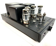 Cary Audio Cad-808 / Rocket 88 Stereo Tube Power Amp Audiophile Serviced N-mint