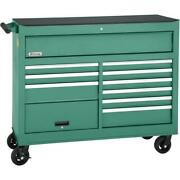 Grizzly H7742 53 11 Drawer Tool Cabinet With Bulk Compartment