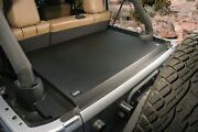 Tuffy Security Products 326-01 Tuffy Security Deck Enclosure Fits Wrangler Jk