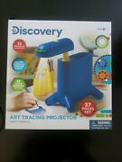 Discovery 37 Piece Art Tracing Projector New