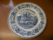 Wedgwood First Edition 1811- 1961 Massachusetts General Hospital 10 Plate