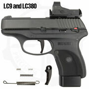 Solomon Short Stroke Trigger Kit For Ruger Lc9 And Lc380 Pistols - Galloway