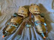 Antique Roy Rogers Holster And Toy Pistols