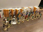 Tintin Figurines Official Collection Edition Moulinsart 1-45 + 2 Special Issue