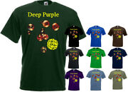 Deep Purple Who Do We Think We Are T-shirt Hard Rock All Colors All Sizes S-5xl