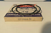 1980 Rd400 2nd O/s 0.50 Piston Rings 3j7-11601-20 Genuine Yamaha Parts Nos