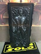 Star Wars Stan Solo Replacement Han Solo Carbonite Block Only