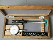 Takachiho Dial Bore Gage 0.375 - 0.750 With Peacock Indicator .0005 Grade