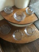Vintage Fire King Philbe Sapphire Blue Lot Of 8 Dishes Individual Casseroles