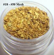 Gold Nuggets 30+ Grams Natural Placer Alaska 18-50 Special Price This Week