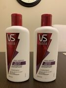 New 2 Vs Vidal Sassoon Pro Series Boost And Lift Volume Conditioner 12 Oz Each