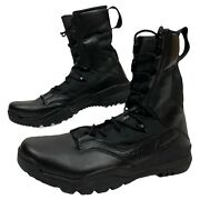 New Nike Sfb Field 2 8 Tactical Black Boots Military Us Mens Size 10 Ao7507-001