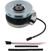 Pto Clutch Replacement For Warner 5219-136 Electric - W/ Wire Harness Repair Kit
