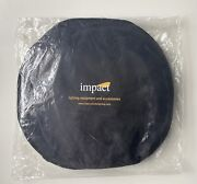 """Impact 5-in-1 Reflector Collapsible Circular Disc - 42"""" For Ring Light And Youtube"""