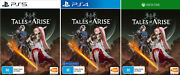 Tales Of Arise Ps5 Ps4 Playstation 5 4 Xbox One Rpg Adventure Game Preorder