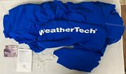 1992 Ford Mustang Weather Tech Sunbrella Outdoor Car Cover Blue C10704d1