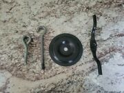 Ford Excursion Spare Tire Hold Down Mounting Plate Screw And Wing Nut 00-05