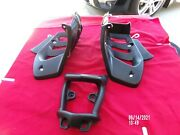 Yamaha Raptor 700 Front Bumper And Left And Right Foot Peg Guard Set 2013-2021