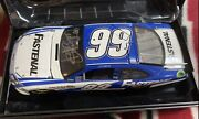 2012 Lionel Elite Carl Edwards Ford Fusion /175 Hand Signed In Person