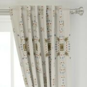 Art Nouveau Edwardian Victorian 19th Century 50 Wide Curtain Panel By Roostery