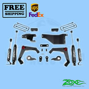 Adventure Series Uca Lift Kit Zone 3 F And R For Chevy Avalanche 2500 4wd 01-06