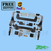 Suspension Lift Kit Zone 5 Front And Rear For Toyota Tundra 4wd 2016-2018