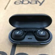Soundcore True Wireless Earbuds With Charging Case Black A3911