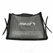 Outcast Fly Fishing Drainage Float Tube Fish Cat - Lcs Stripping Apron
