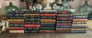 Franklin Library 100 Greatest Books Set Of 40 Full Leather Near Mint