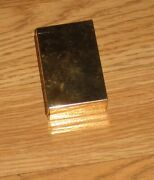 Vintage Faberge Babe Perfume With Metal Case- 70 Full