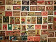 Matches Front Cover Antiques, Collectible Size 19' X 16' Vintages Front Matches